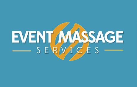 event massage services