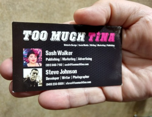 Why Business Cards are Still Your Most Important Marketing Tool