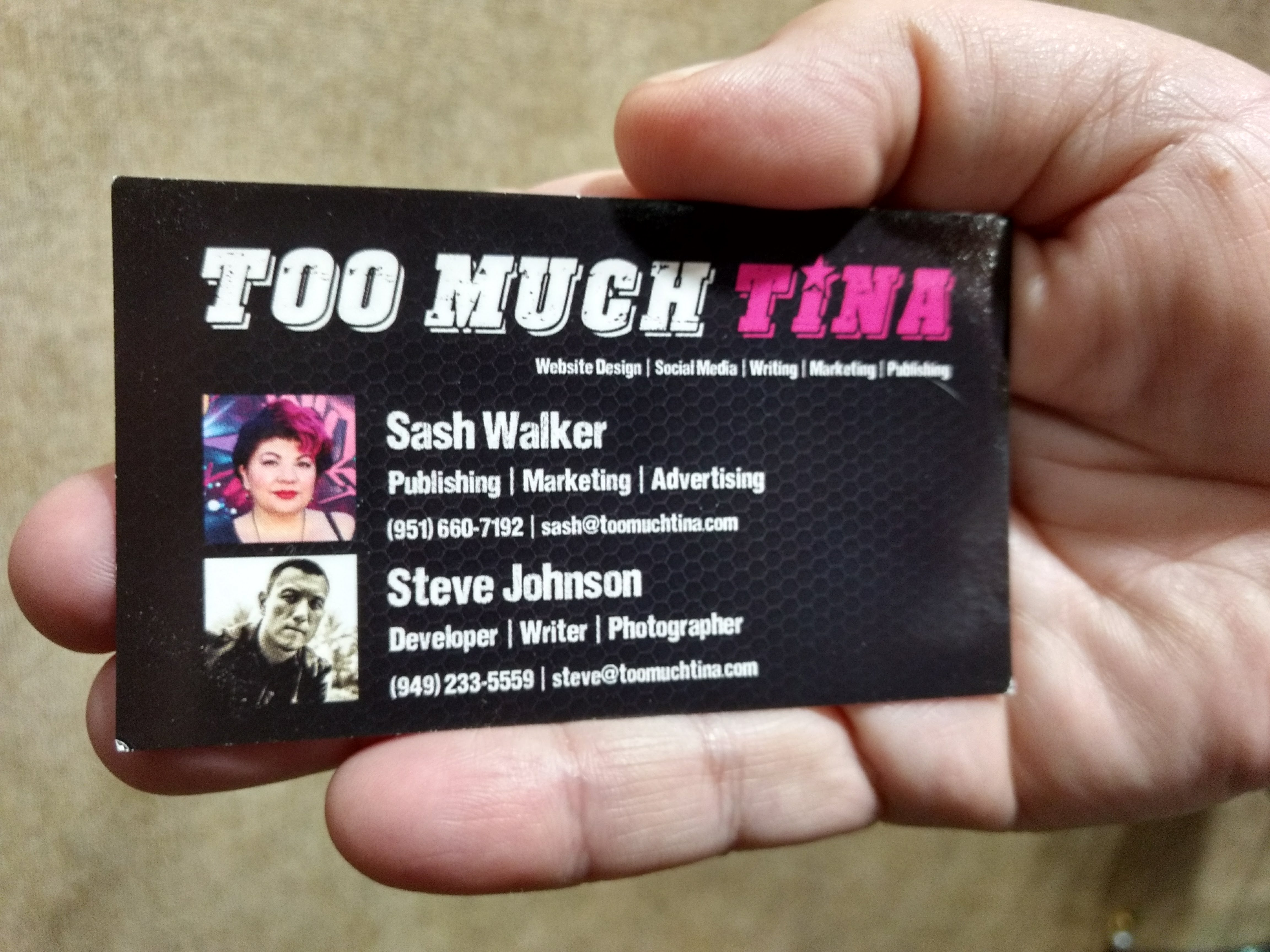 Why Business Cards are Still Your Most Important Marketing Tool ...
